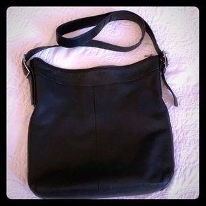 Coach vintage hobo bag